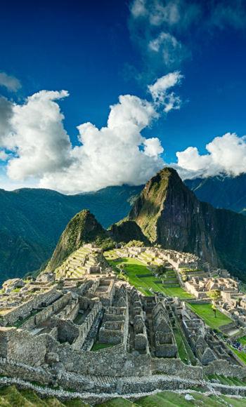 les incas ont été capables de construire des cités remarquables comme cuzco ou