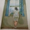 Gisèle tableau Dali avant