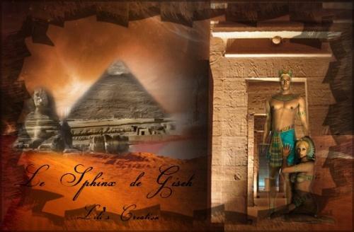Le sphinx de Gisey