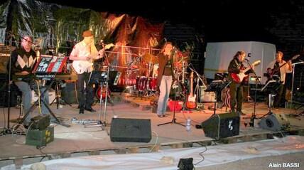 Concert château Bouscaillous juin 2011