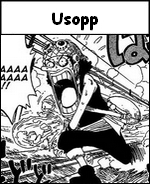 Evolutions Graphique d'Usopp