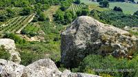 Istres - Le Barabant et la colline Saint Etienne