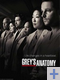 greys anatomy affiche