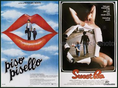 Душистый горошек / Piso pisello / Sweet Pea. 1981.