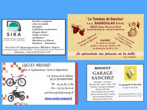 Bienvenue sur le blog du Club Cyclo Roussillonnais (C.C.R.)                                    25 rue Berthelot 38150 ROUSSILLON (Isère)