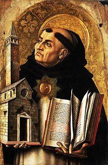 Saint Thomas d'Aquin et le purgatoire