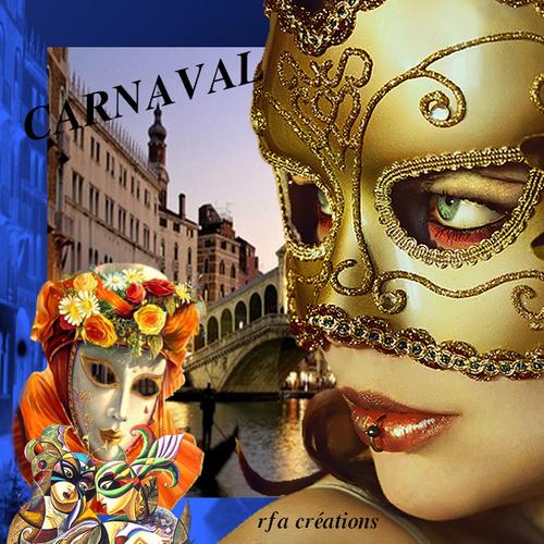 Le plus joli carnaval de mes amies...