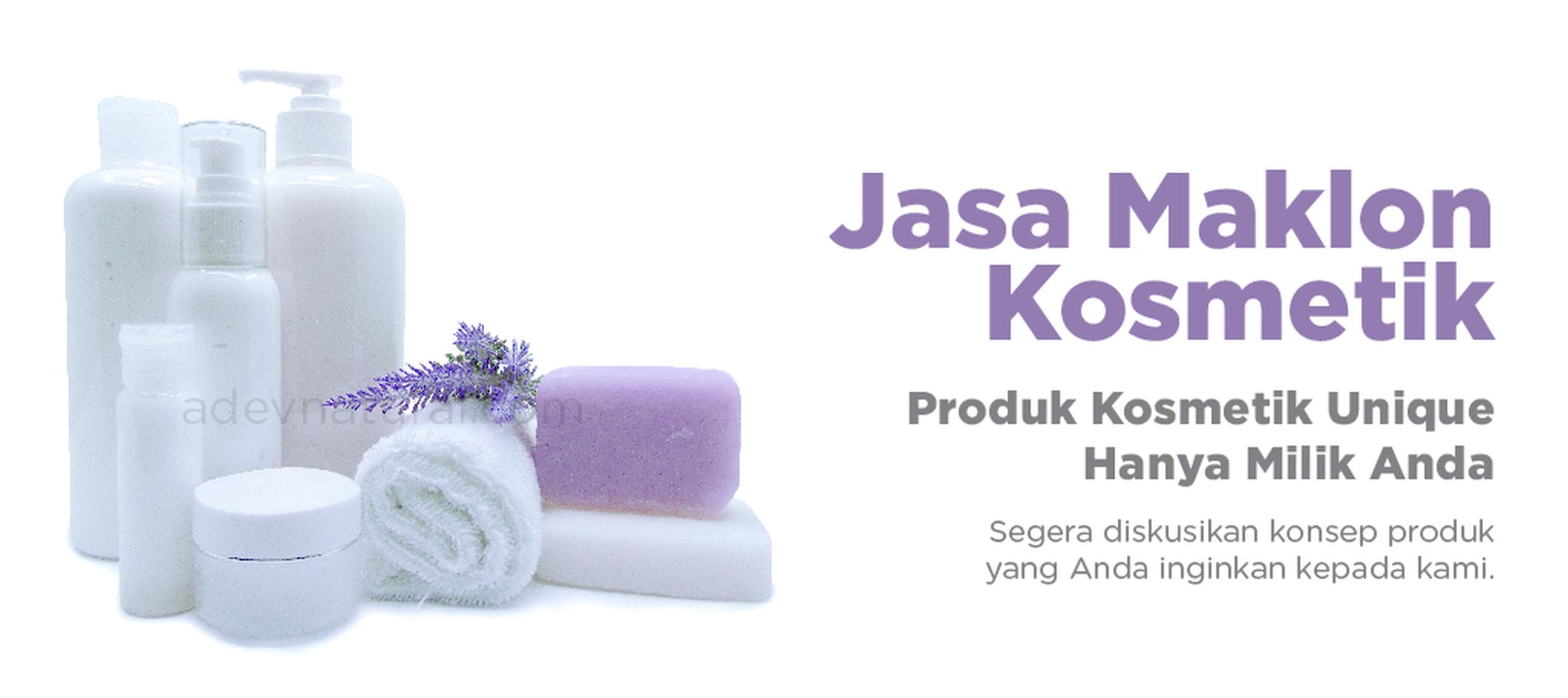 perusahaan maklon kosmetik terbaik di Bandung Indonesia