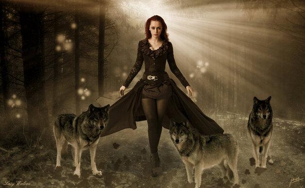 Josepcp : Dame Loups