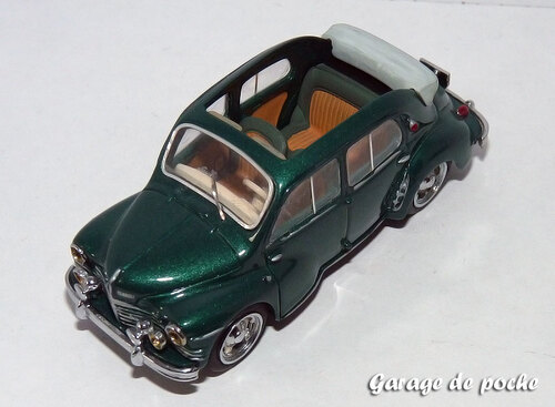 4cv Découvrable SAPRAR 1951
