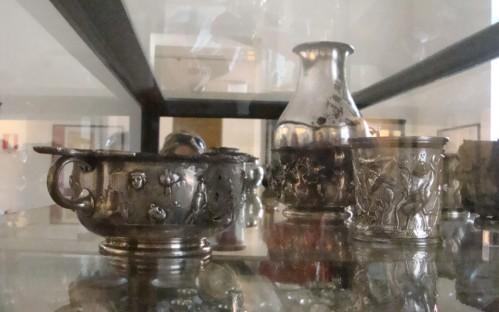 Argenterie Maison de Ménandre(Pompei)