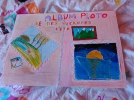 J'ai retrouvé mes travaux d'arts plastiques ! #1