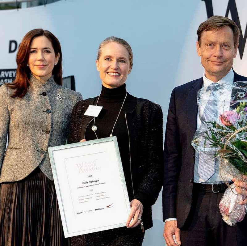 Women's Board Award 2019