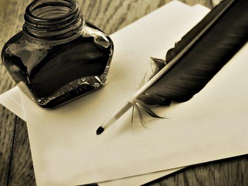  HUMEUR - Écris, écris toujours !