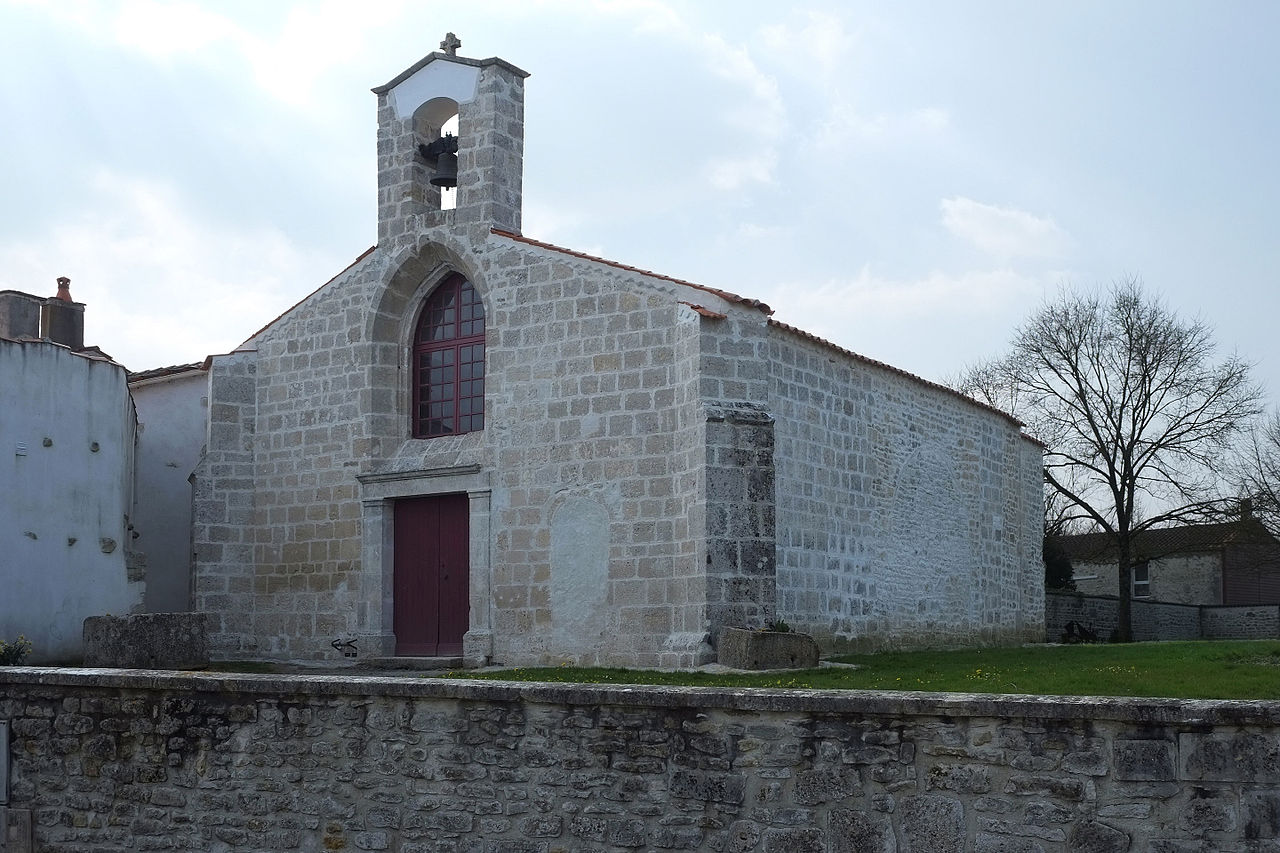 064 - Eglise Saint-Martin - Péré.jpg