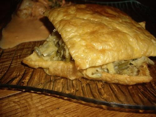 Bon appétit Monseigneur...