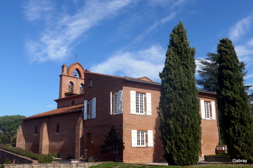 Regard sur Vieille-Toulouse