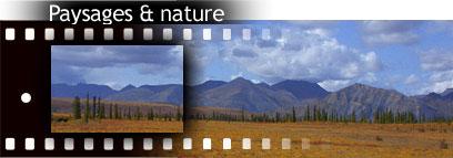 Photos nature et paysages
