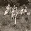 sortie avec mes parents bois de sancy 1962