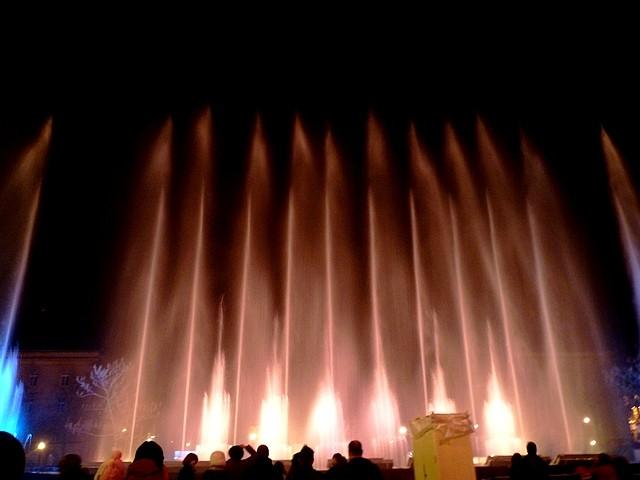 Metz les fontaines Symphoniques 11 Marc de Metz 26 12 2012