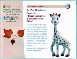 F050 Les établissements Delacoste et la giraphe Sophie