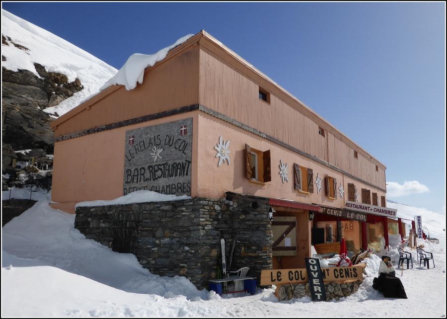 Le Col du Mont Cenis à pied  N°3