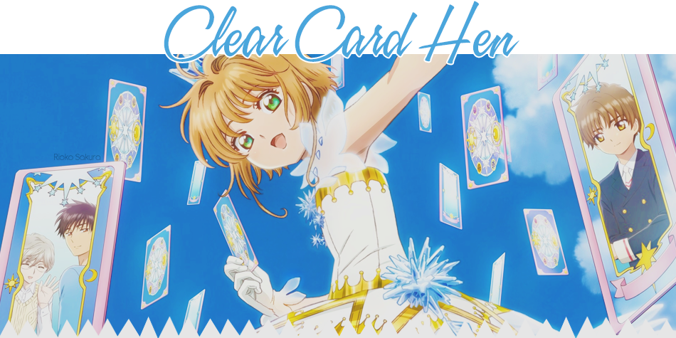 Card Captor Sakura - Clear Card Arc -