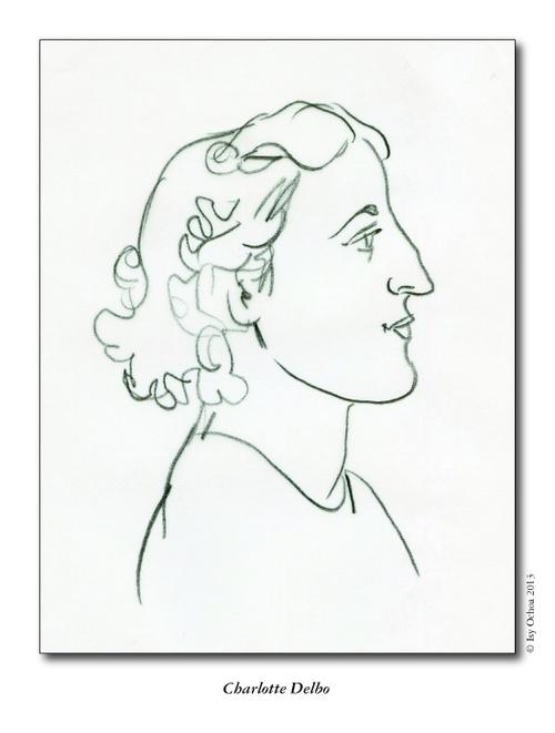 Charlotte Delbo (1913-1985)