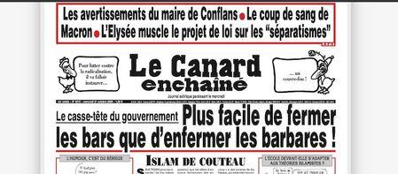 Le Canard Enchaîné