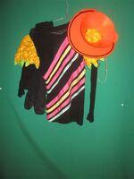 Costume Brésilein 8/9 ans