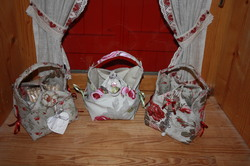 Petits sacs à gogo.