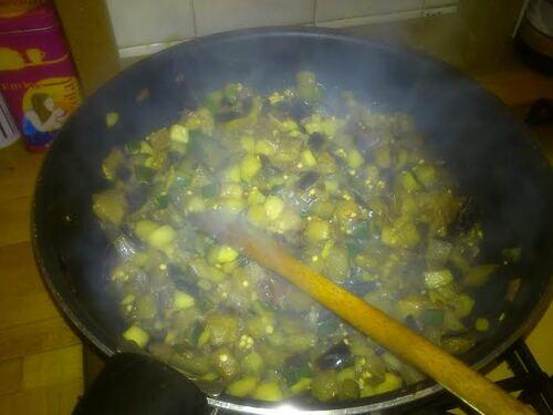 Lasagne aux aubergines