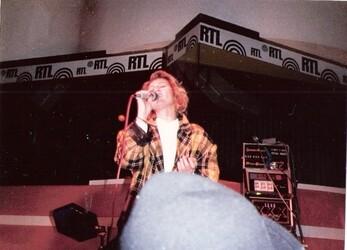 31 mars 1985 : Studio 22 / RTL