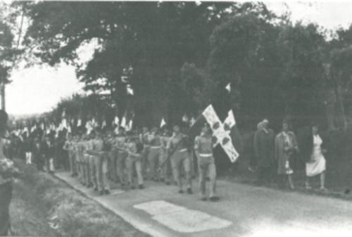 Saint-Marcel le 24 juin 1984
