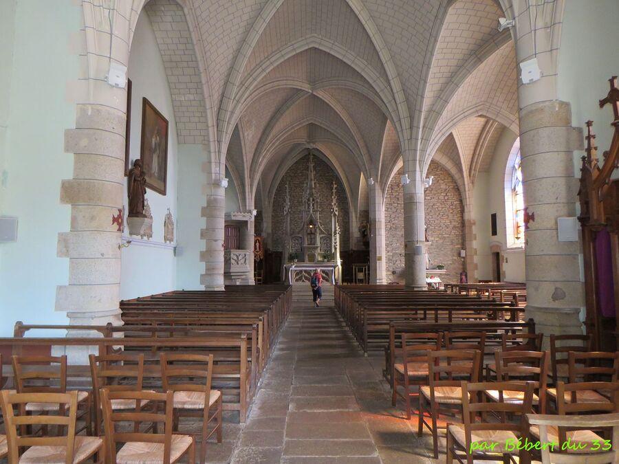 Le Roc Saint André (56) -4