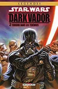 Comics - Dark Vador, terreur dans les ténèbres