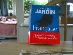 ALEXANDRE JARDIN   Française !