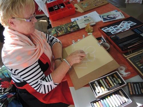 Portes ouvertes des ateliers d'artistes- Le CLAP à Liévin