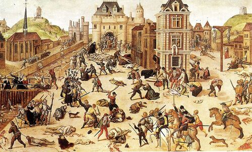 Le baron des Adrets : naissance de la notion de massacre