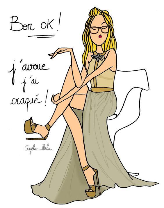 Angeline Melin sketch