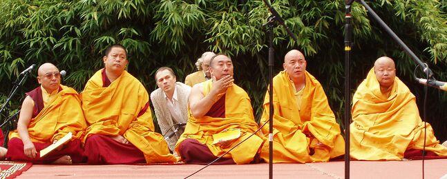 Ma rencontre avec Lama Karta