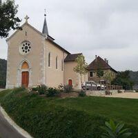 vue de l'église