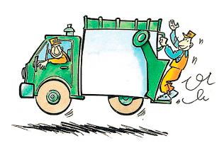 Collecte avancée des ordures ménagères