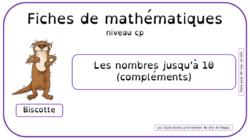 Un fichier de mathématiques adapté