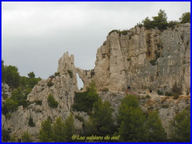 Calanques- Sormiou et Morgiou