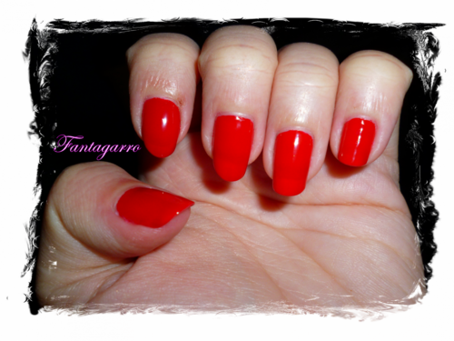 Swatch Catrice - Bloody Mary To Go