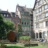 flanierie dans Strasbourg