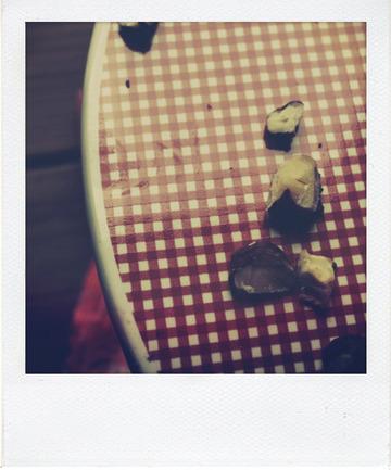 Cupcakes au cacao, à l'Ovomaltine® et noisettes