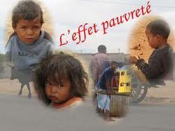Les enfants pauvres