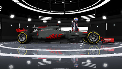 Haas F1 Team - Romain Grosjean